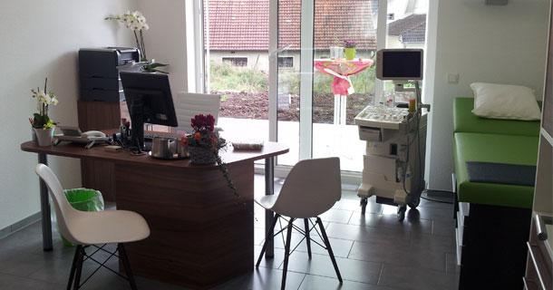 Bild Behandlungsraum