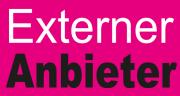 Logo zur Kennzeichnung externer Anbieter