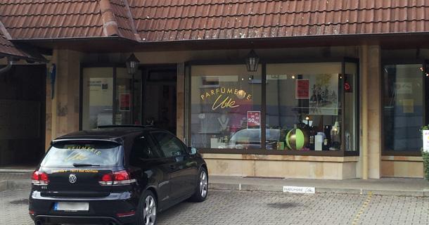 Foto aussen: Ladengeschäft Bad Dürrheim, Salzstraße 4