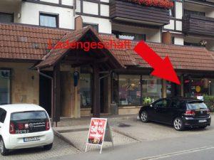 Laden (3) Salzstraße 4, Bad Dürrheim